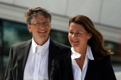 Bill& Melinda  Gates