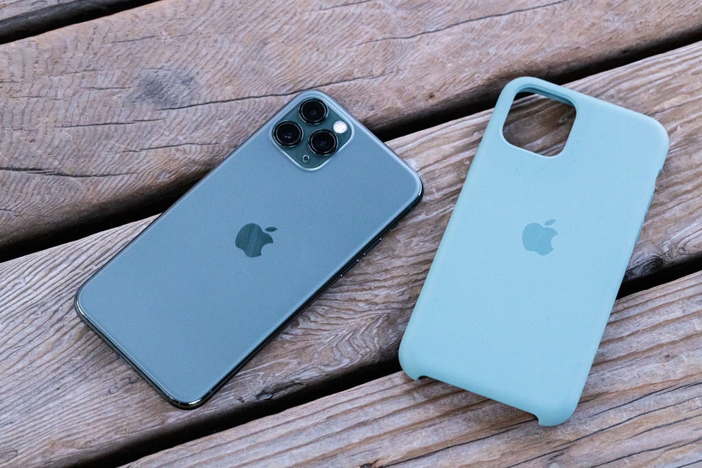 iPhone11 mobile phone case gadget mobile phone mobile phone accessories communication device 1597179