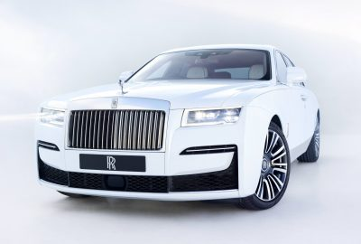 Rolls-Royce: The New Ghost Is Here!